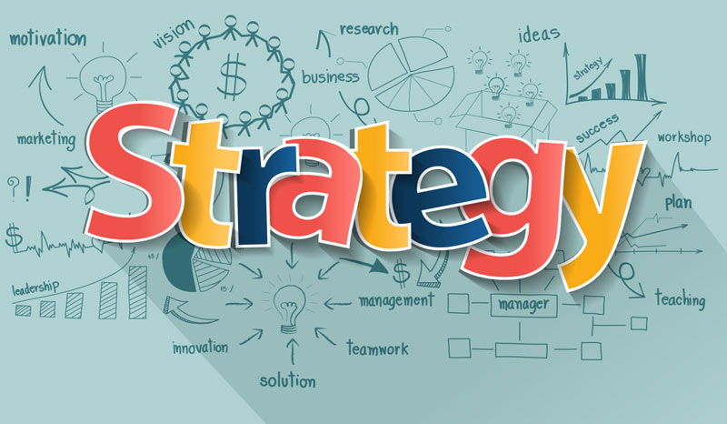 Why You Should Have Strategies Not Just Goals And Plans